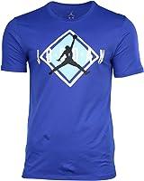 Jordan Men's Nike Air Jordan Jumpman Capsule T-Shirt-Game Royal