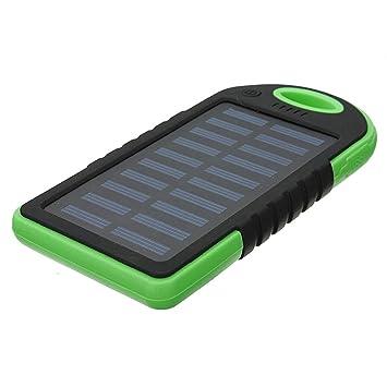 PINCHU 8000Mah Portable Solar Batería Cargador Baterías ...