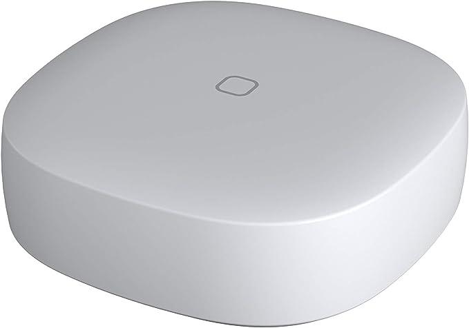 SAMSUNG SmartThings GP-U999SJVLEAA Remote Button, White - - Amazon.com