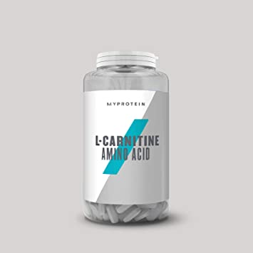 MyProtein L-Carnitine Carnitina - 180 Tabletas: Amazon.es: Salud y cuidado personal