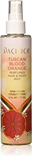 product image for Pacifica Beauty Perfumed Hair & Body Mist, Tuscan Blood Orange, 6 Fl Oz (1 Count)