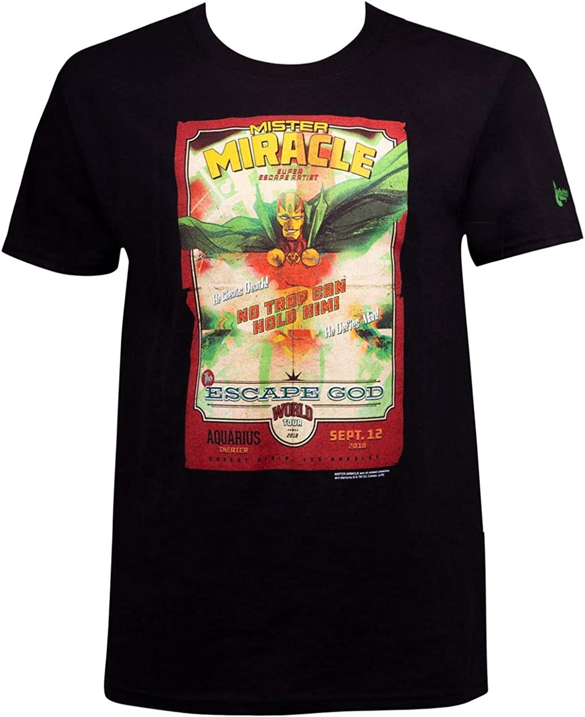 Top 9 Dc Mister Miracle Shirt