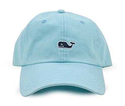 b52829c7c63a6 New Vineyard Vines Whale Logo Baseball Hat Pool Side at Amazon Men s ...