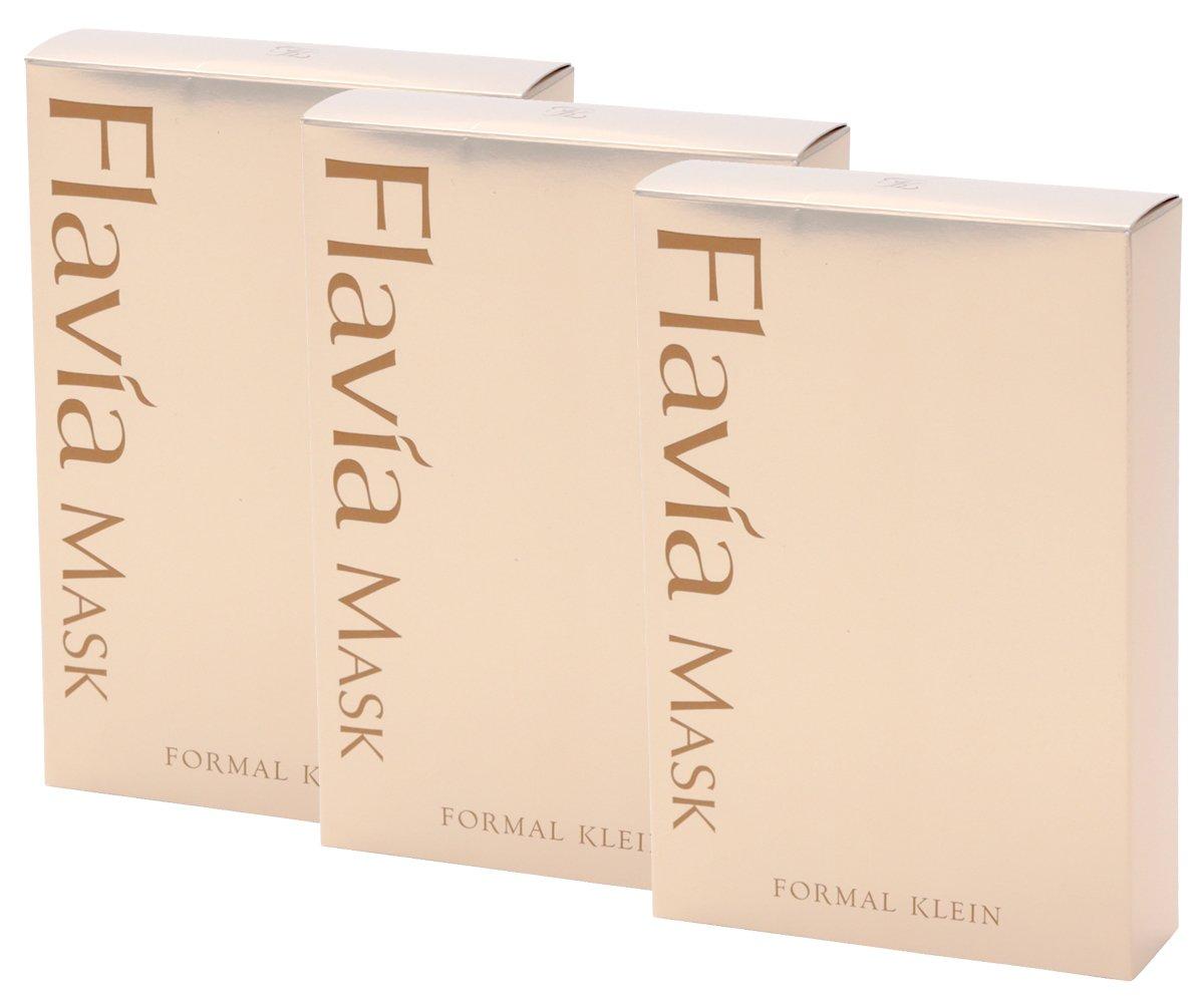 フォーマルクライン フラビアマスク シート マスク 15枚 (5枚入×3箱) B0761JP793  5枚入×3箱