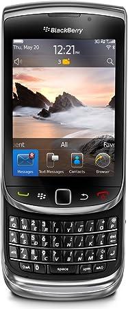 BlackBerry Torch 9800 - Smartphone libre (pantalla de 3.2
