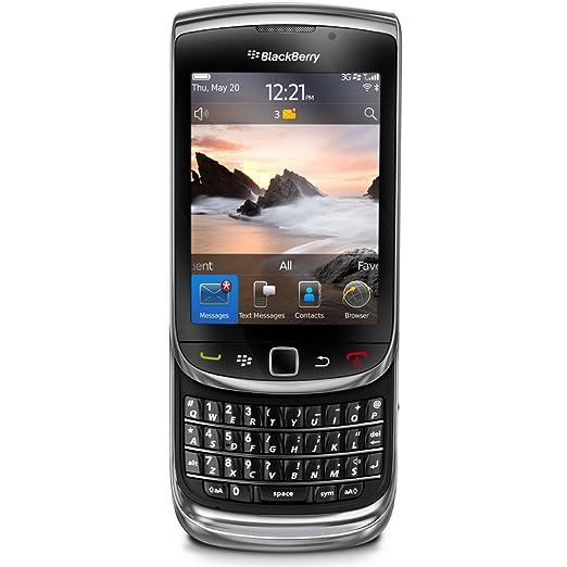 8 opinioni per BlackBerry Torch 9800 Smartphone [Importato da Regno Unito]