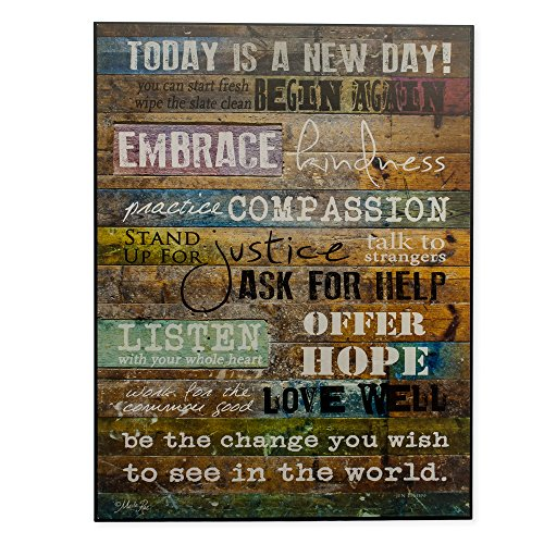 Today Inspirational Urban Distressed Look product image