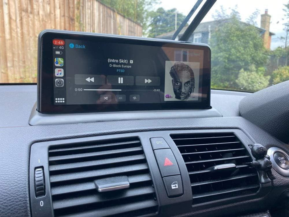 Display For Android Bmw Series 1 E87 E88 E81 E82 Navigation Car Hifi