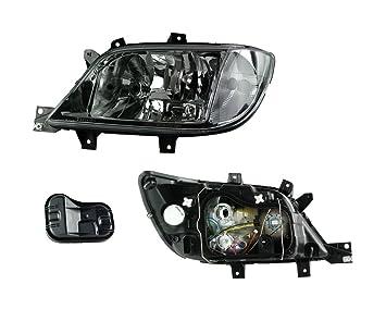 H7 Scheinwerfer rechts TYC Carparts-Online 25767 H1