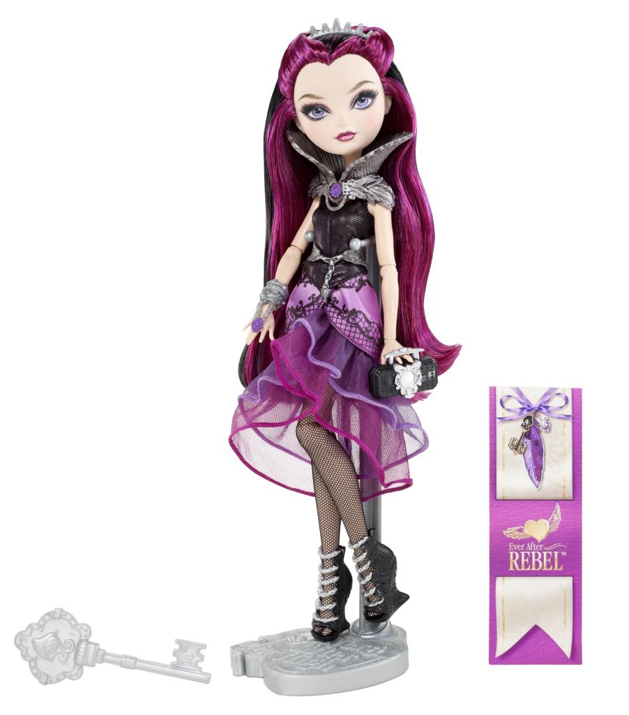 Ever After High Raven Queen Rebel Doll, Dolls - Amazon Canada