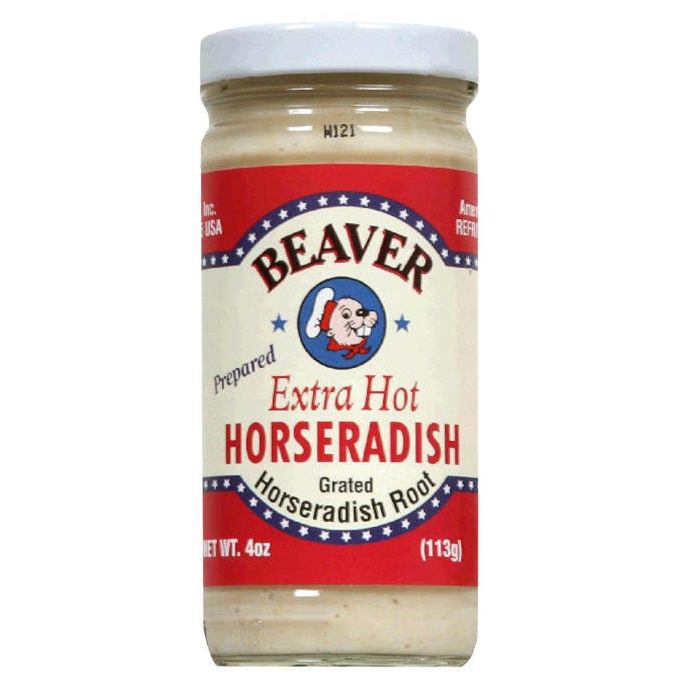 Beaver Horseradish Xhot
