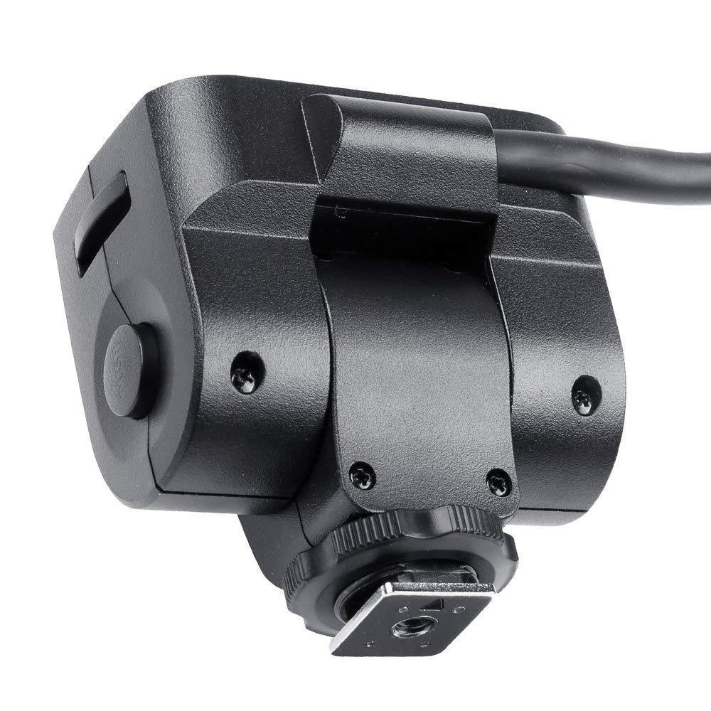 Godox EC200 Extension Head Cold Shoe Remote Separation 33.5in//1.85m for AD200 TTL Flash Speedlite /& 200Ws Cordless Strobe Bare Bulb Monolight