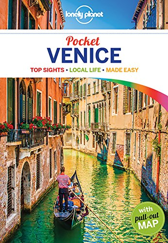 Lonely Planet Pocket Venice (Travel Guide) (Venice Italy Travel Guide)