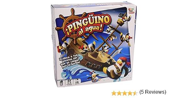 IMC Toys 43-7741 - Abordaje Pingüino: Amazon.es: Juguetes y juegos