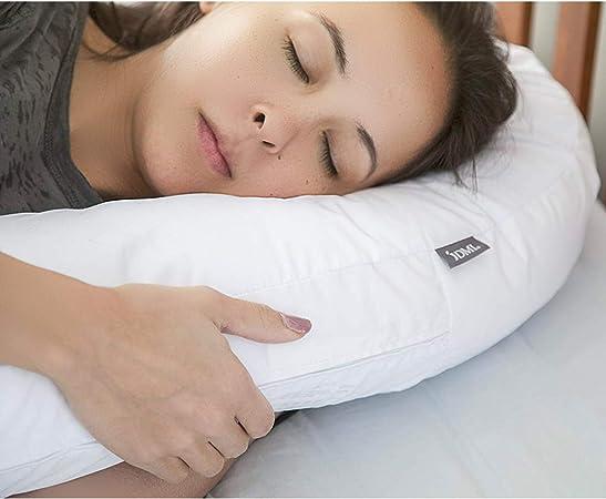 YESSLEEP™ ORTHOPEDIC SIDE SLEEPER PILLOW