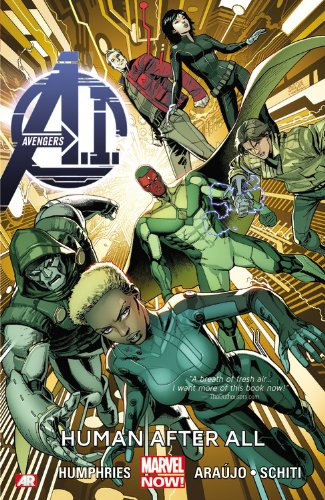A.I. Volume 1: Human After All (Avengers) ebook