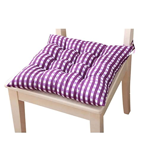 AiBarle - Cojín para sillas de cocina, 4 unidades, color ...