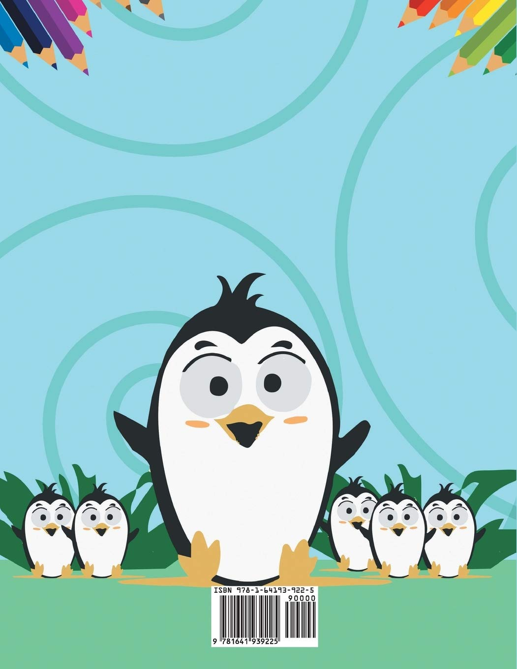 Baby penguin coloring pages - timeless-miracle.com | 1360x1051