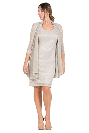 b9d5a823cec R M Richards Short Mother of The Bride Dress at Amazon Women s Clothing  store