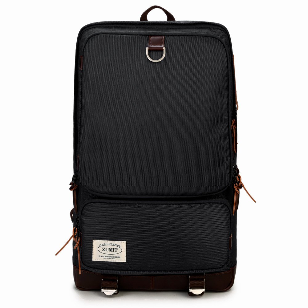 21d4ff886e47 outlet ZUMIT Laptop Backpack14  for men Anti Theft Water-resistant Business  Travel Causal Shoulder