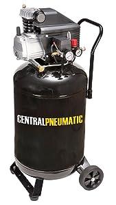 21 Gallon Central Pneumatic Air Compressor