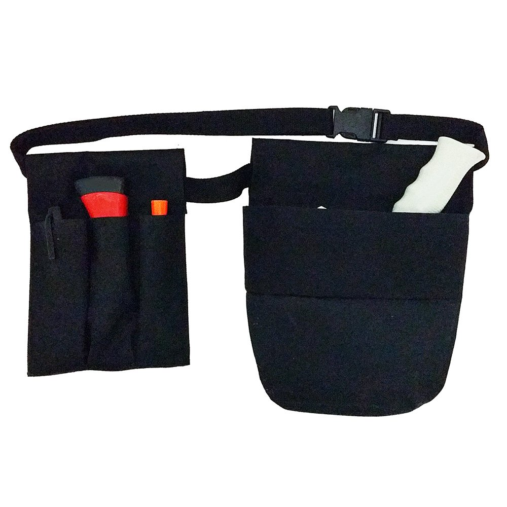 Warehouse Work Holster Belt for Tape Gun, Box Cutter and more
