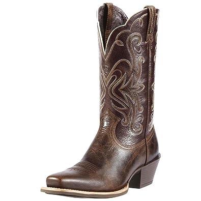 e40ed7c5877 ARIAT Women's Legend Western Boots,Brown,9.5 B