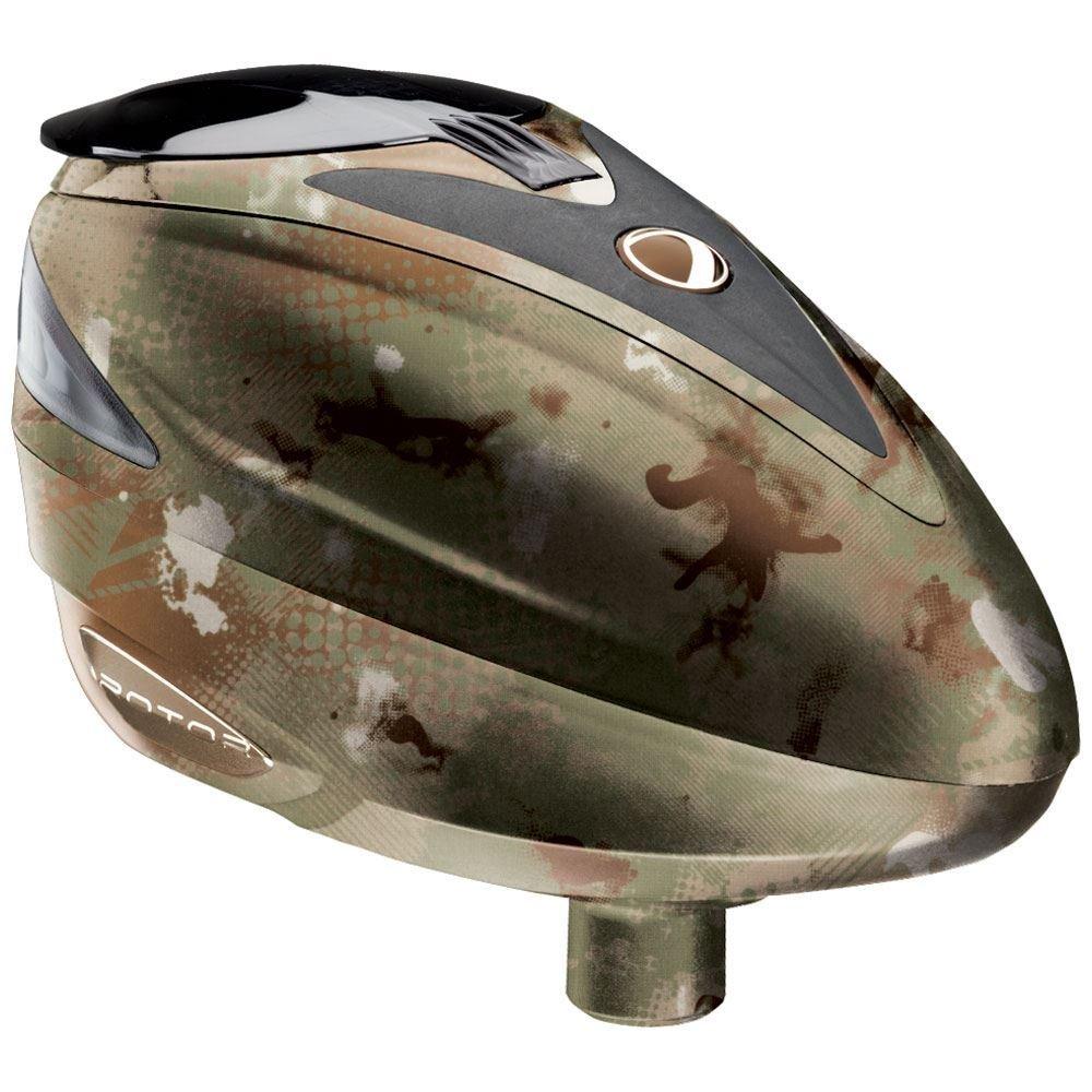 Dye Rotor Paintball Loader Hopper - Dye Cam