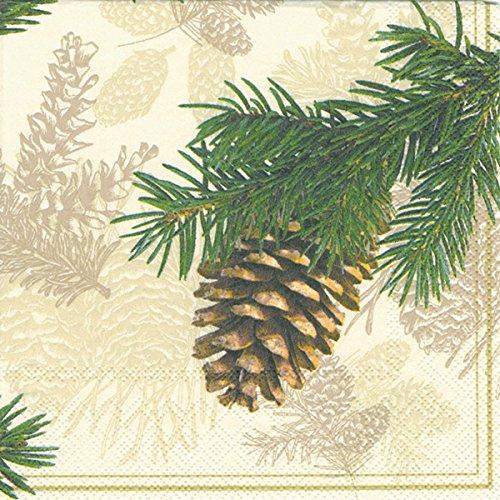 pine cone silverware - 3