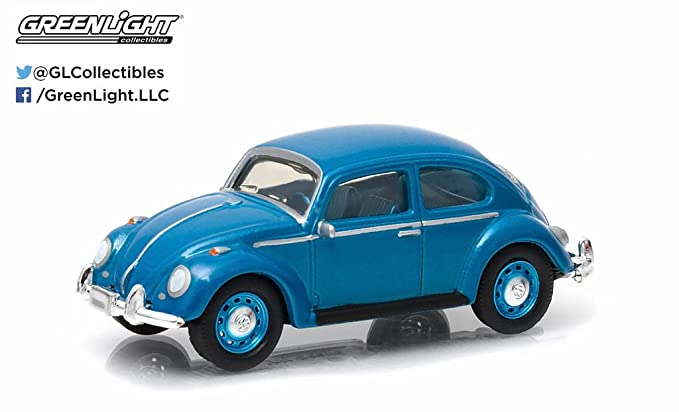 GREENLIGHT 1:64 MOTOR WORLD SERIES 14 SET VW BEETLE PANEL SAMBA VAN 96140 NEW