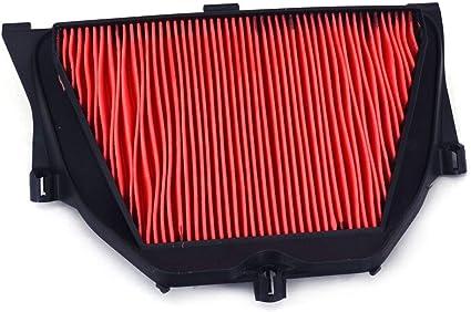 pamoto Filtro de aire Filtro de aceite Buj/ías CBR 600 RR 2005 2006 Kit de mantenimiento