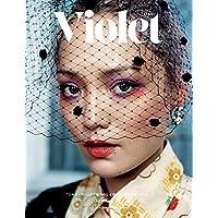 Violet Japan 表紙画像
