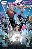 idw galaxy quest - Galaxy Quest: The Journey Continues #1 (of 4)
