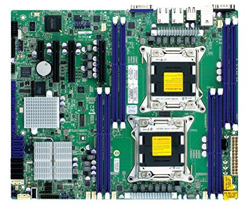 Supermicro Motherboard ATX DDR3 1600 Intel - LGA 2011 Mother