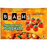 Brachs Mellowcreme Pumpkins, 11 Oz (Pack of 2)