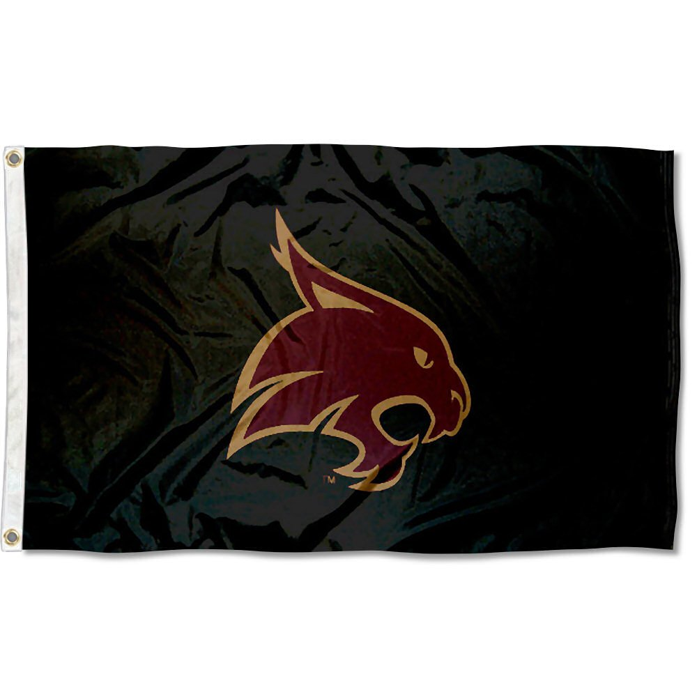 College Flags and Banners Co Texas State Bobcats Flag