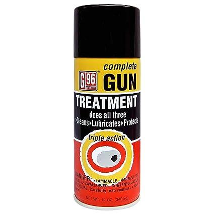 G96 1055P Complete Triple-Action Gun Treatment
