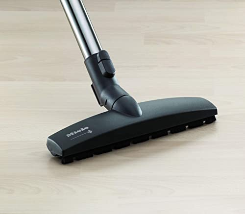 The Pure suction floorhead can clean dedicated hard floors