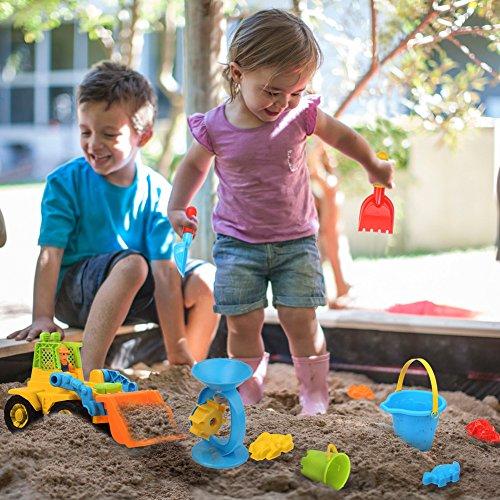 The 8 best sandbox toys for toddler boys