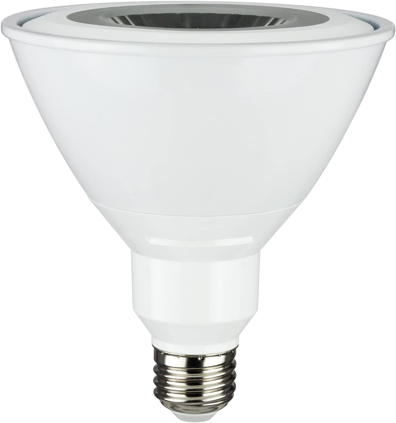 Sunlite PAR38//LED//17W//ES//90//30K 3000K Medium E26 Base Dimmable LED 120W Equivalent PAR38 Reflector 90CRI Series Light Bulb Warm White
