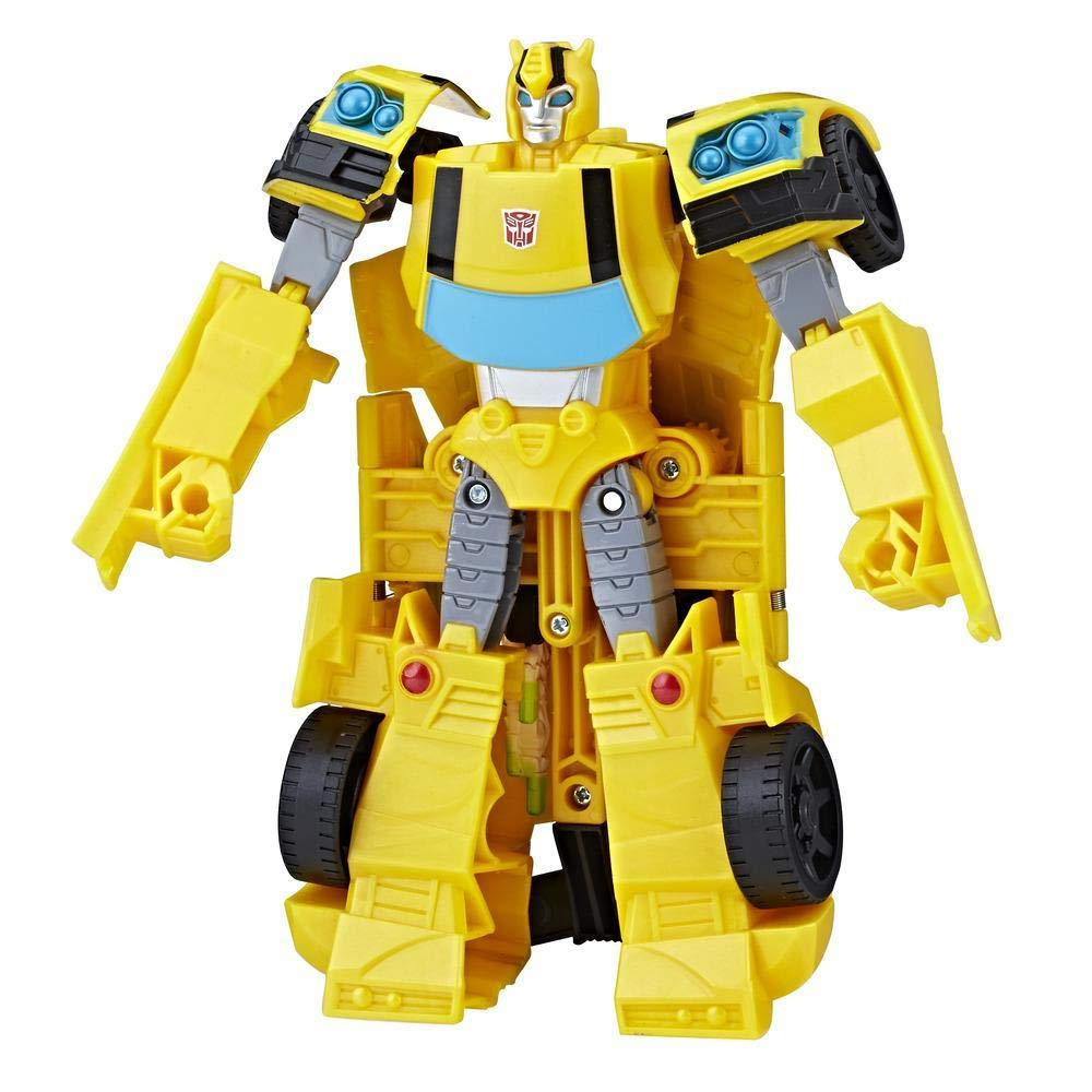 Cyberverse Bumblebee Hive Swarm Transformer Action Figure 7