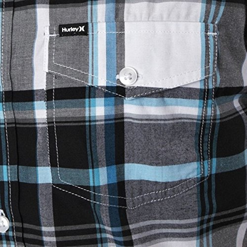 Hurley Shirts - Hurley Harbor 10 Shirt - Black