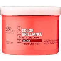 Wella Invigo Color Brilliance, Mascarilla para el pelo - 500 ml.