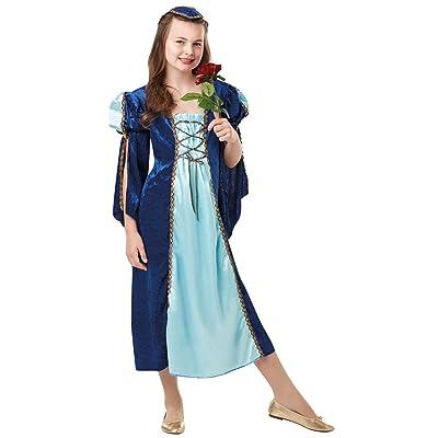 Rubie's Renaissance Faire Juliet Costume, Medium, One Color: Toys & Games