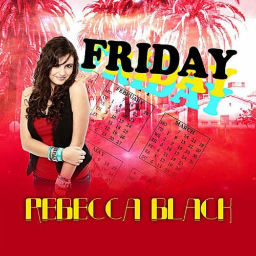 Friday by rebecca black on amazon music amazon stopboris Image collections