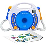 X4-TECH Bobby Joey CD/SD/USB Portable CD player Multicolore