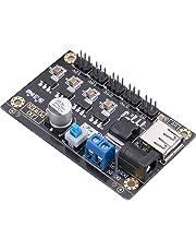 LM7805 Voltage Regulator,Yeeco DC 6-9V to 5V/ 3.3V/ 2.5V/ 1.8V/ 1.2V/ USB 5V Multi-output Linear Converter Power Module,Voltage Step Down Power Supply Module,5-way Output Buck Voltage Converter