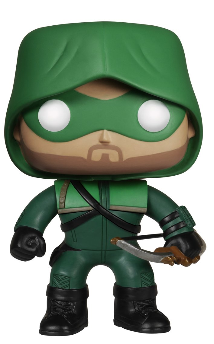 Funko POP TV Arrow The 'Hood' Action Figure