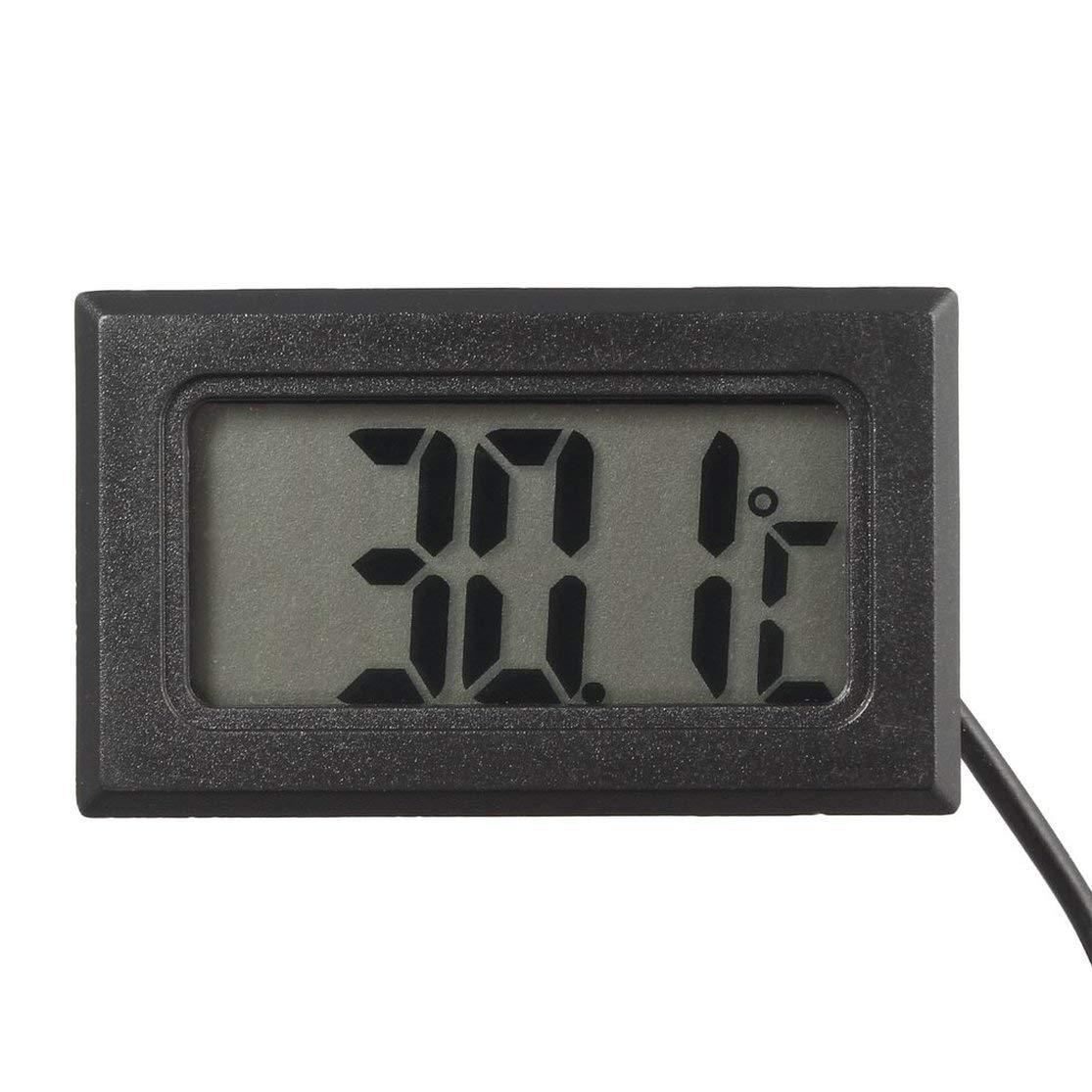 TL8009 Mini Digital Termómetro LCD para Frigorífico Congelador ...