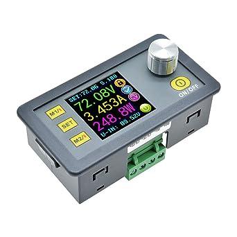 DPS3012 DPS3012//DPS5015//DPS5020 Fuente de alimentaci/ón digital LCD regulable reductora ajustable M/ódulo reductor